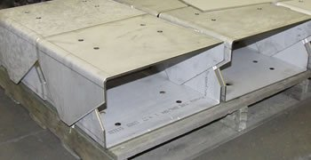 Formed Stainless Plates
