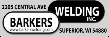 barkers welding logo