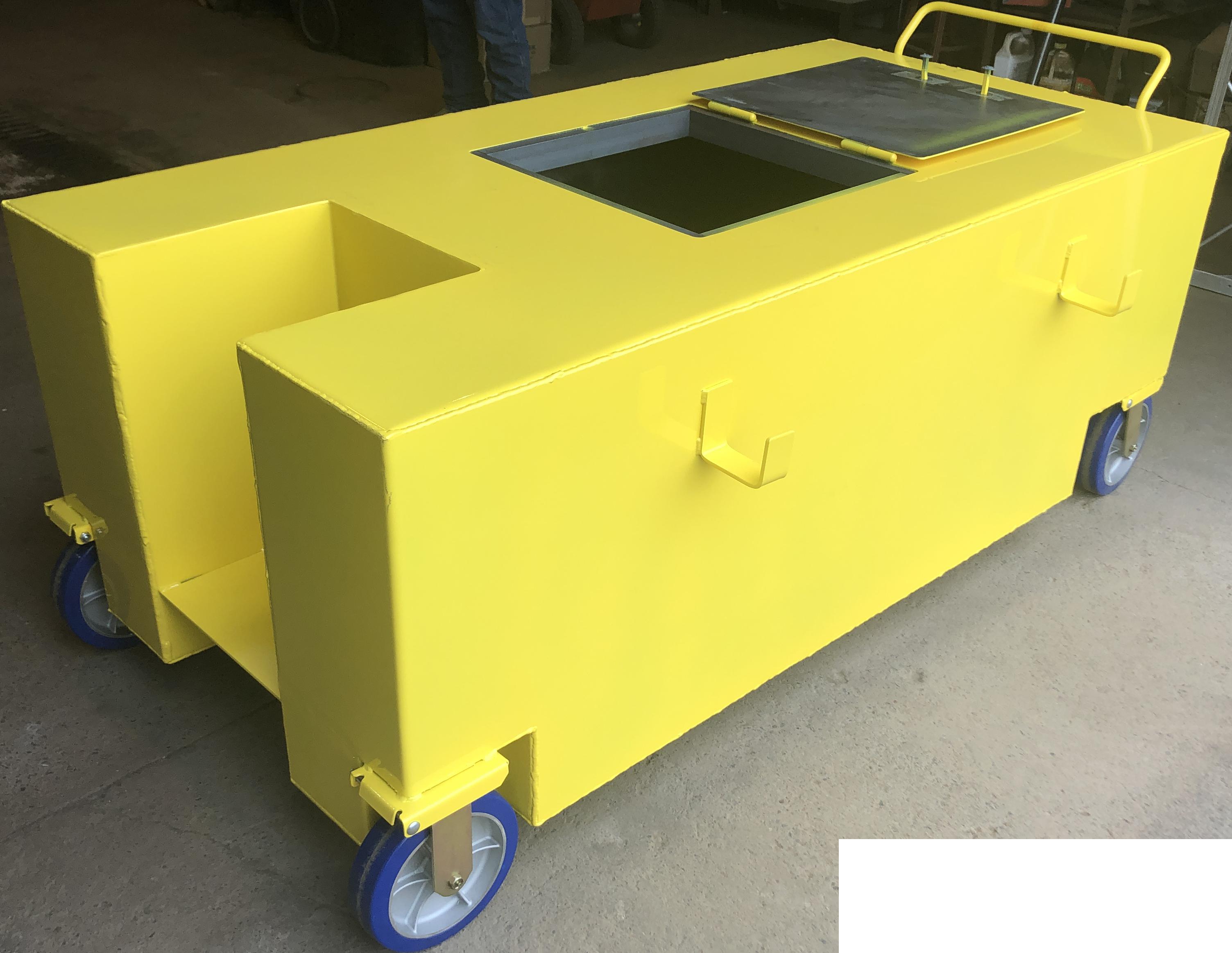 portable coolant tank