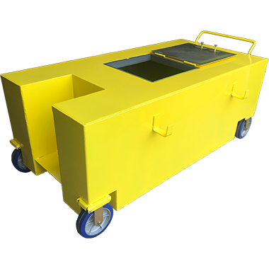 welding - portable coolant tank