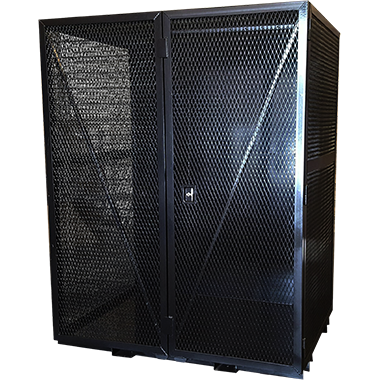 welding - shipping cabinet