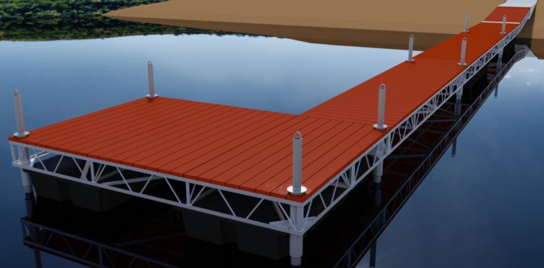 Flotation Dock