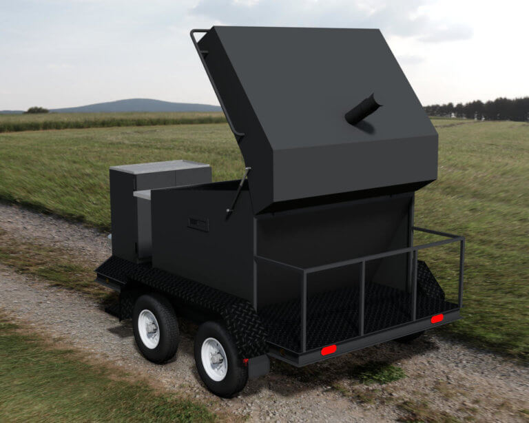 grill trailer rendering - rear