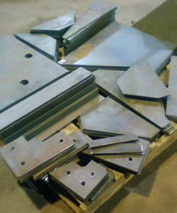 machining keyway