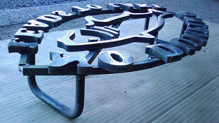 concrete stamping tool