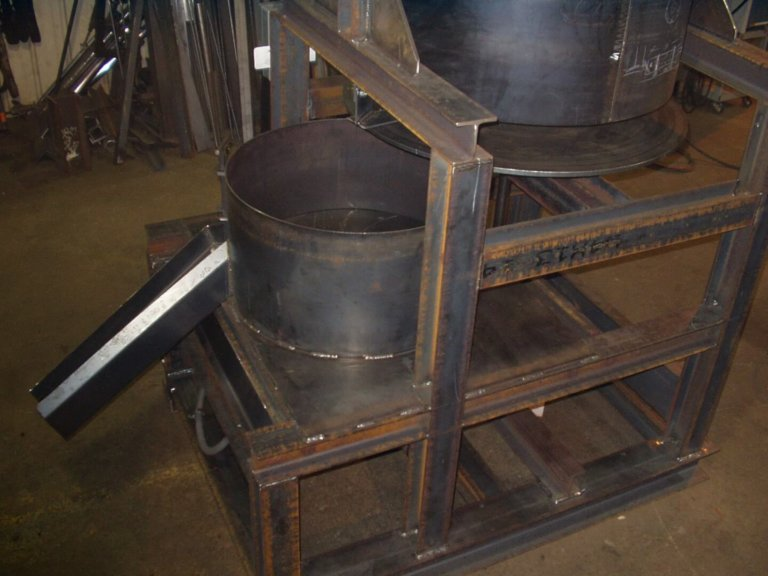 material feeder for processing plant