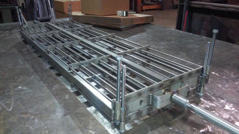 staiinless steel rotisserie