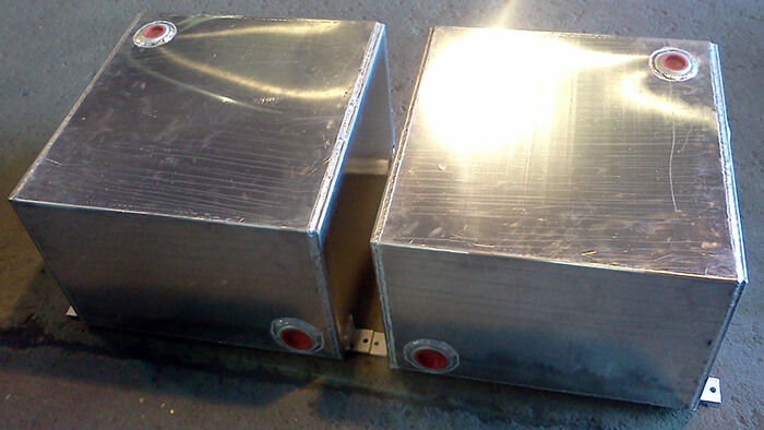 aluminum boat tanks