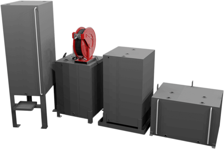 misc rectangle tank sizes