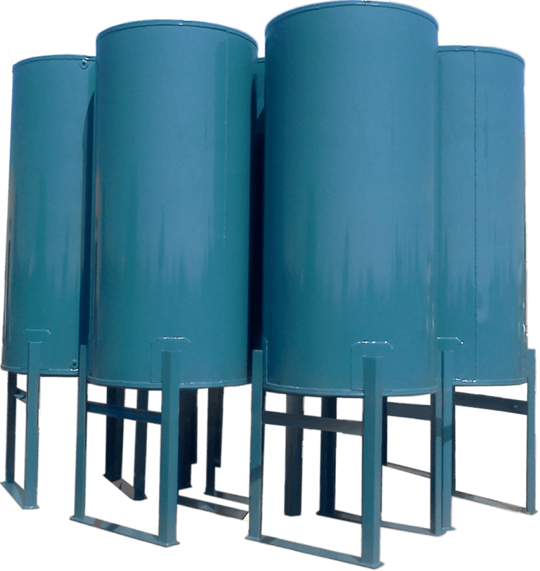 misc cylindrical tanks
