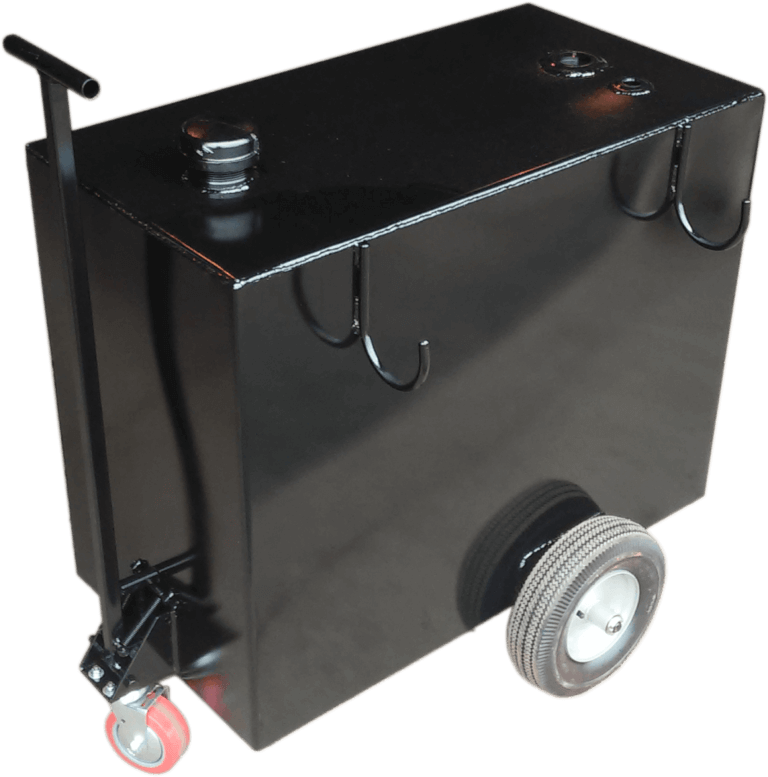 wheeled tank cart
